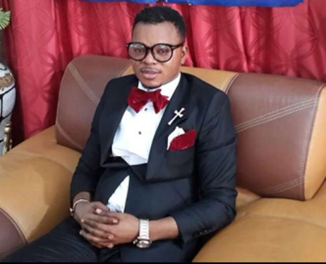 Bishop Obinim Performs Angelic Miracles For Member Whilst In Police Grips