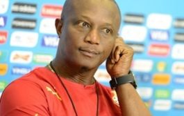 GFA approach coach Kwesi Appiah to replace Grant - report