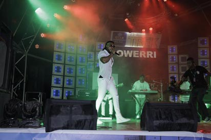 How Flavour, Olamide, MI, others rocked Star Music The Trek in Owerri