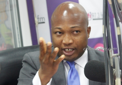 Real power belongs to the masses not pollsters – Ablakwa
