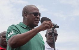 NPP deceiving Ghanaians with unrealistic promises – Mahama