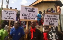 Atta-Akyea must apologise to us – Krobo residents to Akufo-Addo