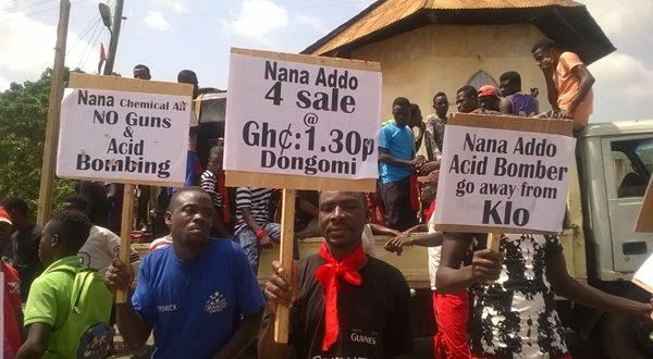 Atta-Akyea must apologise to us – Krobo residents to Akufo-Addo