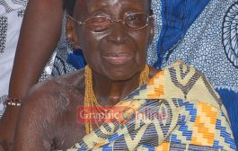 Queenmother of Asante Kingdom dies at 109