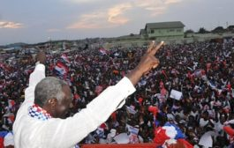 Vote for your son - Kufuor to Eastern Region