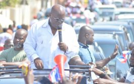 It's not yet a done deal; go out and vote – Nana Addo to NPP