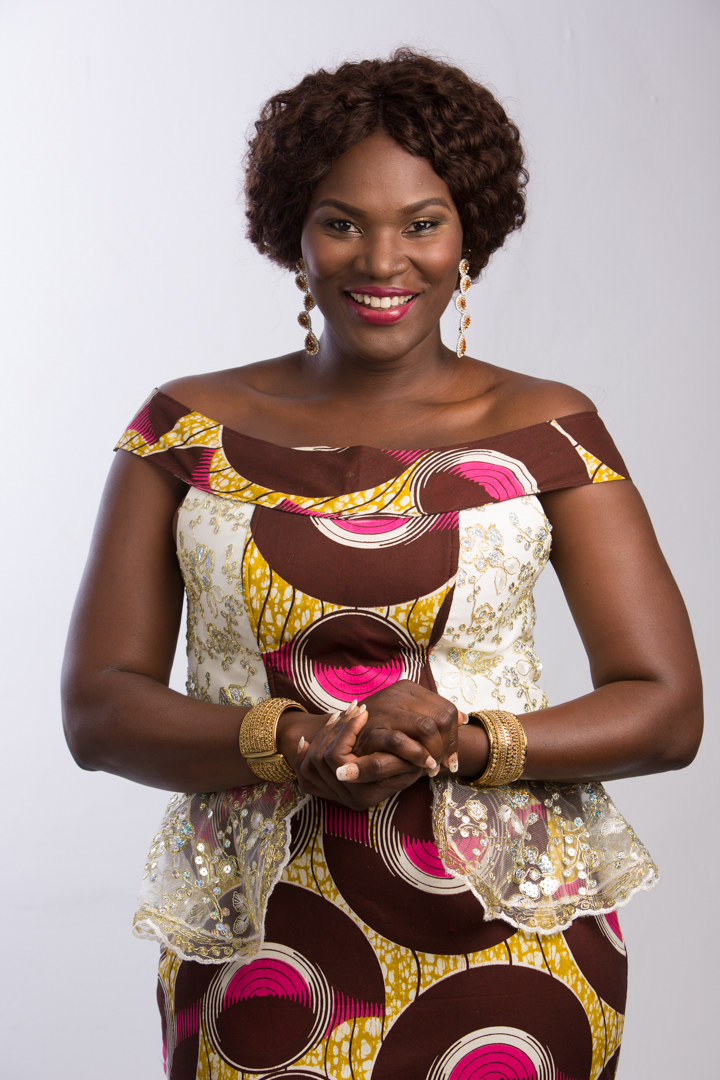 How Anita Erskine is about to get the world's attention