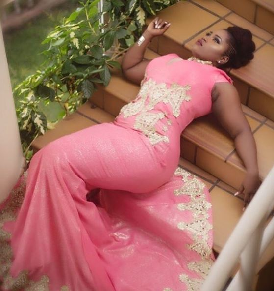 Lydia Forson breaks the internet with this pose