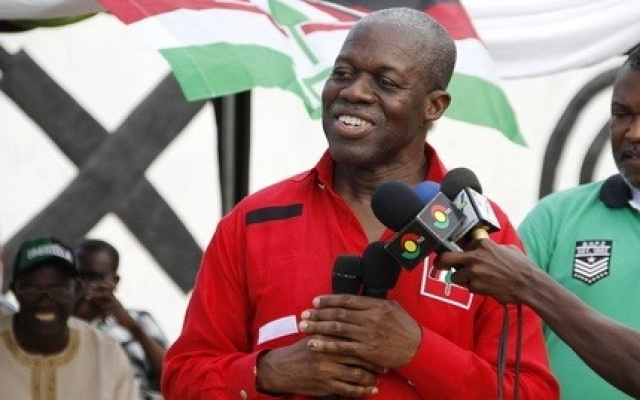 Developing infrastructure is not election gimmick- Veep