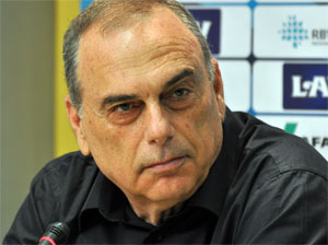GFA directs Avram Grant to stay in Ghana
