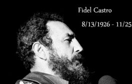 Fidel Castro Dies at the Age of 90