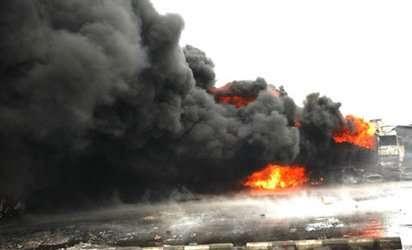 73 Killed, 110 Injured After Fuel Tanker Explodes in Mozambique