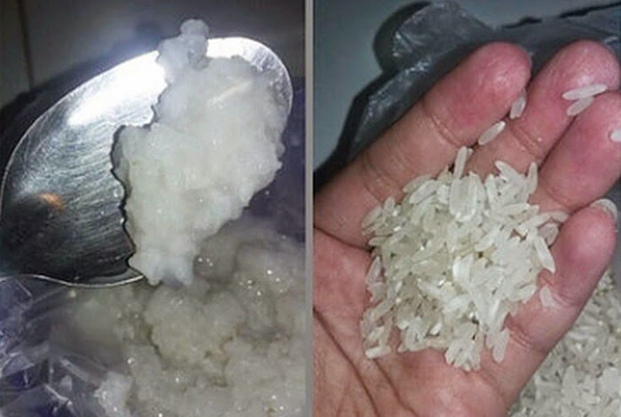 6 Simple Ways To Detect Plastic Rice, Don't Be A Victim This Festive Season