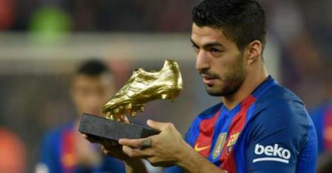 Contract Talks: Suarez says Barcelona extension talks 'moving nicely'