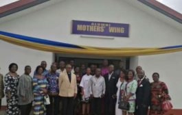 UG Alumni Association inaugurates university hospital mothers' wing