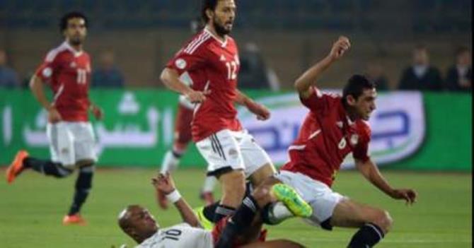 Match Report: Egypt thump Ghana 2-0 to top group E