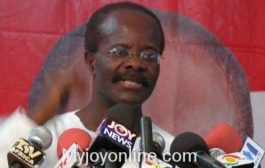 Nduom blames poor leadership for Cholera outbreak, poverty in C/R