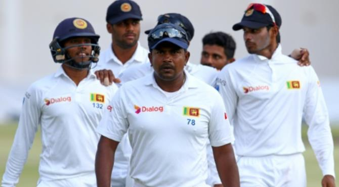 Rangana Herath spins Sri Lanka towards Zimbabwe Test series sweep