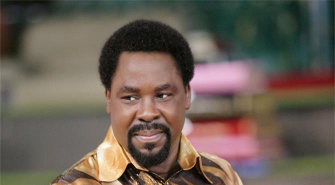 TB Joshua Deletes Prophecy Of Clinton Win