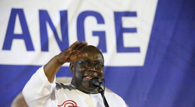 W/Region to become international oil hub under NPP – Nana Addo