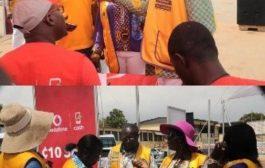 Vodafone Ghana partners Tema Lions Club on eye screening  By GNA