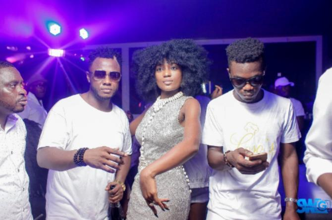 Photos - Ghanaian Stars Campaign For Peace At 2016 DJ Mensah All White Party