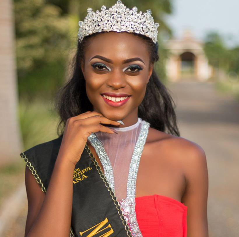 Joyce Is Nigeria's Most Beautiful Ghana 2016