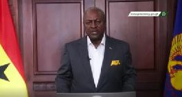 Let's consolidate democratic credentials - Mahama urges ahead of polls