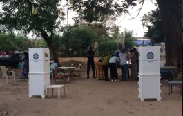 La Dadekotopon: Voting starts hour late at La Kpanaa
