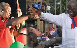 Ghana decides: Who will win, Mahama or Akufo-Addo?