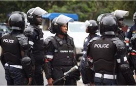 Kyebi police arrest 5 with thumb-printed ballot papers for NDC candidate