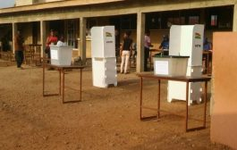 Voters not happy with positioning of polling booths