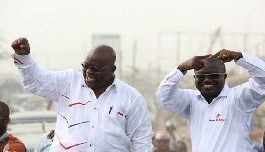 Akufo-Addo is in commanding lead with 5,441,642 votes – NPP