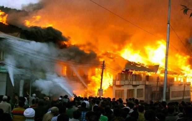 Fire claims 127 lives in Brong-Ahafo