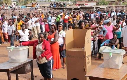 EC bans motorbikes, alcohol at polling stations