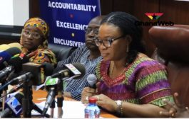 EC dismisses NPP's projection, urges calm