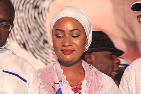 Don't sit on the fence – Samira Bawumia