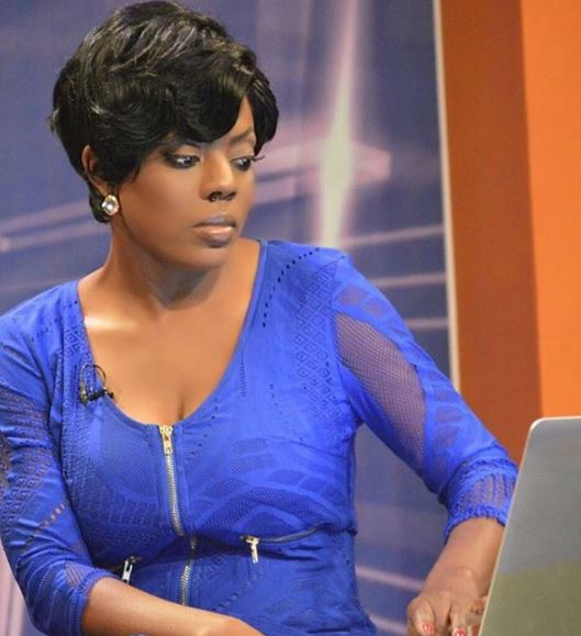 Ask your mother if your dad is really your dad – Nana Aba Anamoah to tweet