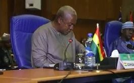 President Mahama invites ECOWAS leaders to Akufo-Addo's investiture