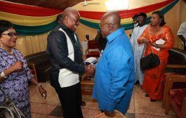 Concede to diffuse tension - Akufo-Addo tells Mahama