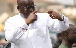President-elect Nana Akufo-Addo's victory speech