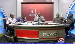 LIVESTREAMING: Newsfile on JoyNews