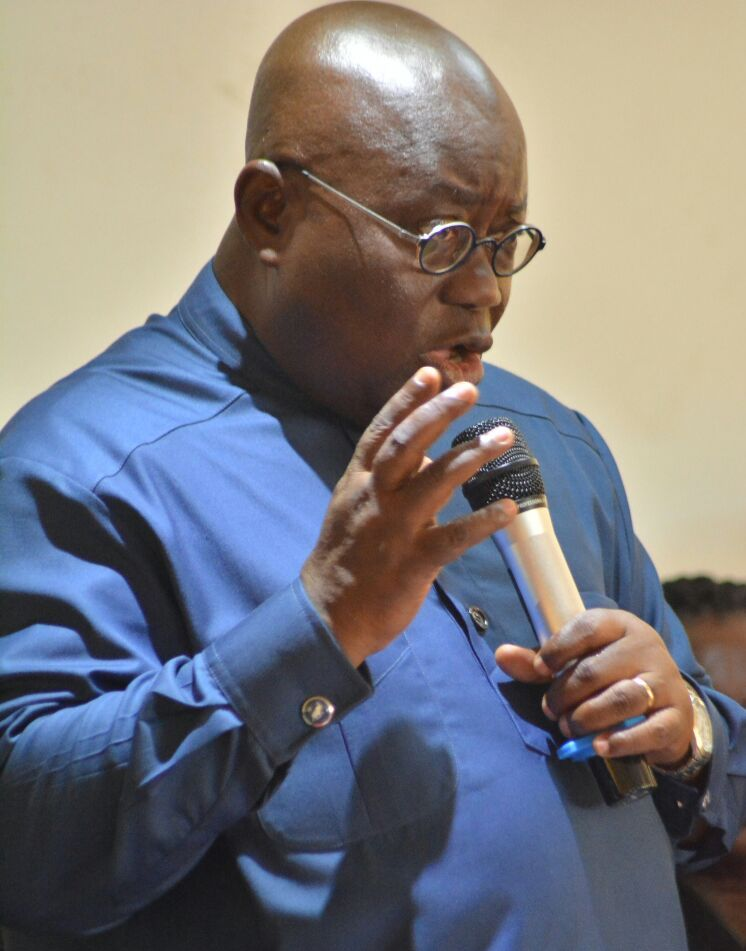 1-district, 1-factory will be NDC's flagship policy if they win - Akufo-Addo