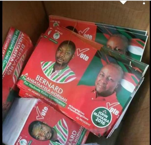 NDC dumps Alban Bagbin?