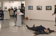 BREAKING: Russian Ambassador to Turkey Assassinated