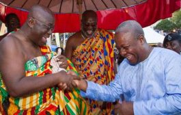 Concede Defeat – Akufo-Addo To Mahama