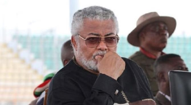 You must fight corruption – Rawlings to Nana Addo