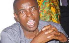 Kwesi Pratt may need an ambulance after polls