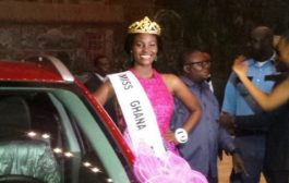 Ghana's rep at 2016 Miss World beauty pageant missing?