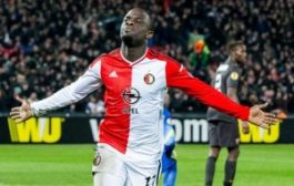 Ghanaian attacker Elvis Manu returns to Holland as he joins Go Ahead Eagles on loan